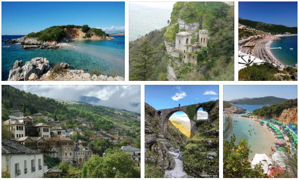 Albania: Various travel information