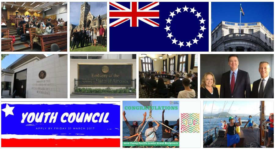 Cook Islands embassies and consulates