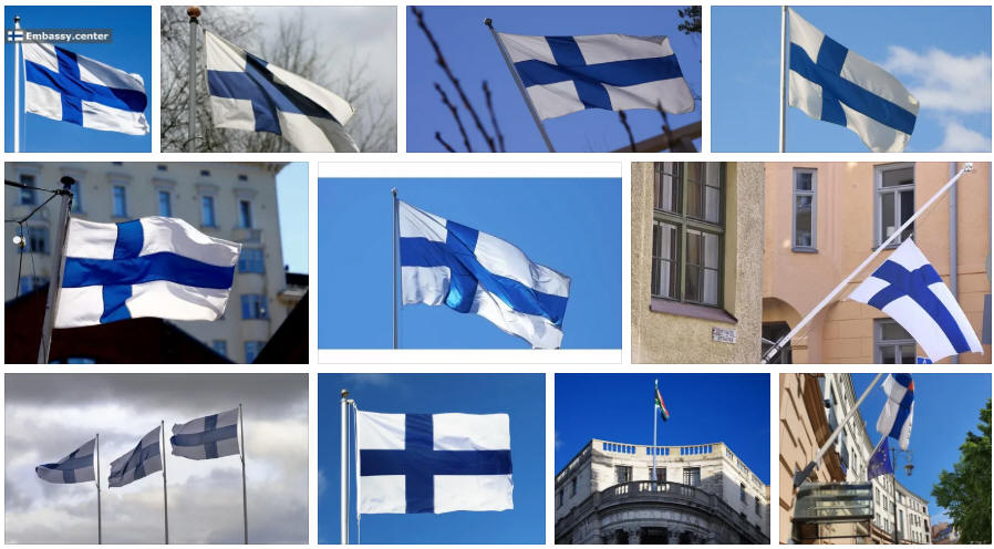 Finland embassies and consulates
