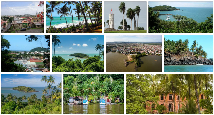 French Guiana: how to get there and transport