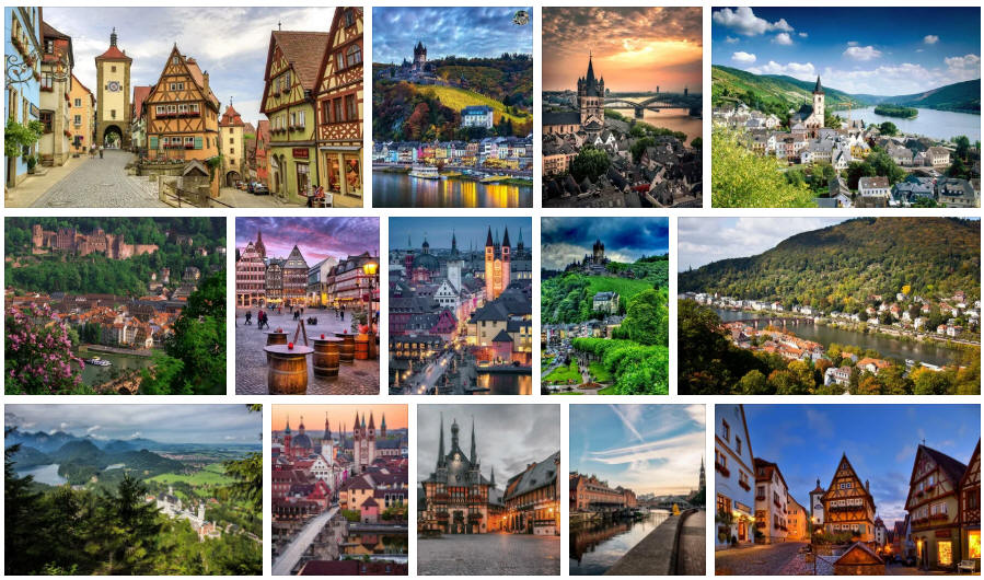 Germany: worth knowing