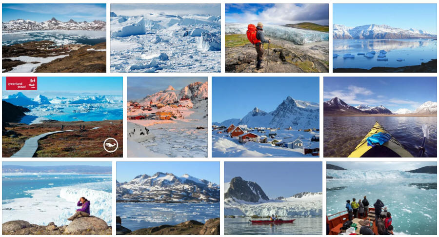 Greenland: travel and transport
