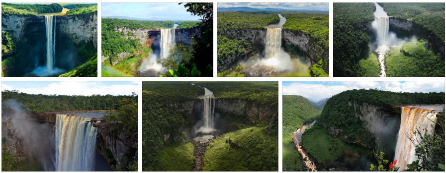 Guyana: how to get there and transport