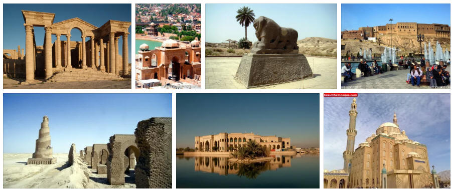 Iraq: travel info
