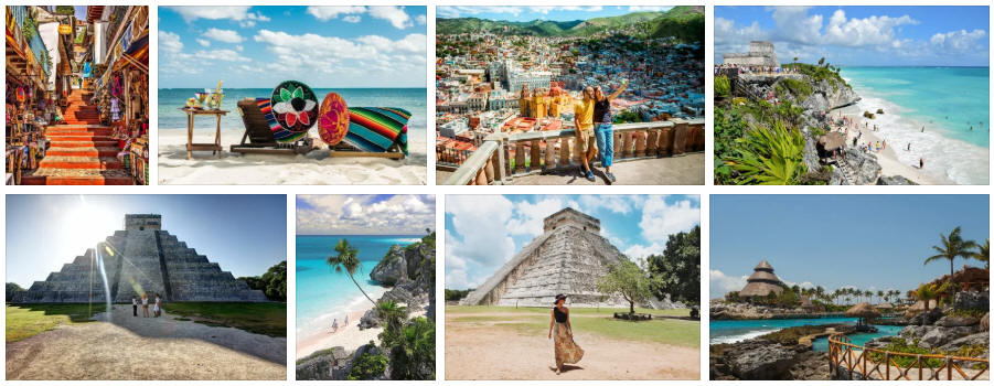 Mexico: Various travel information