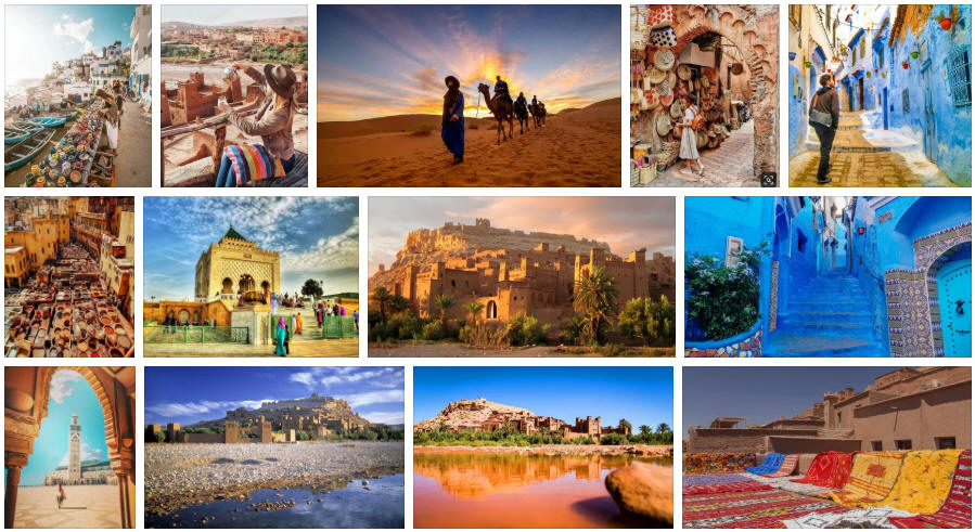 Morocco: travel information