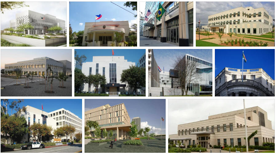 Mozambique embassies and consulates