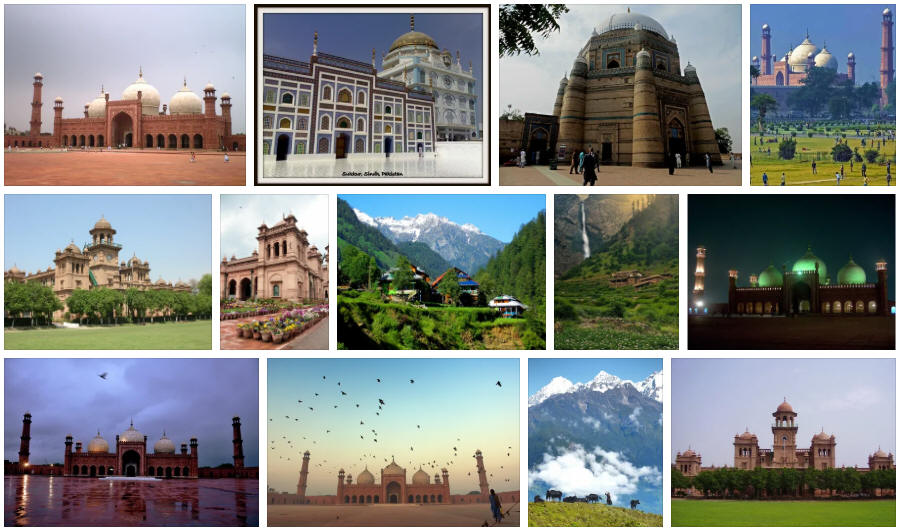 Pakistan: travel information