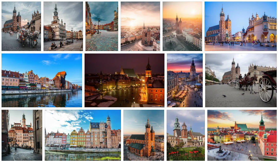 Poland: Various travel information