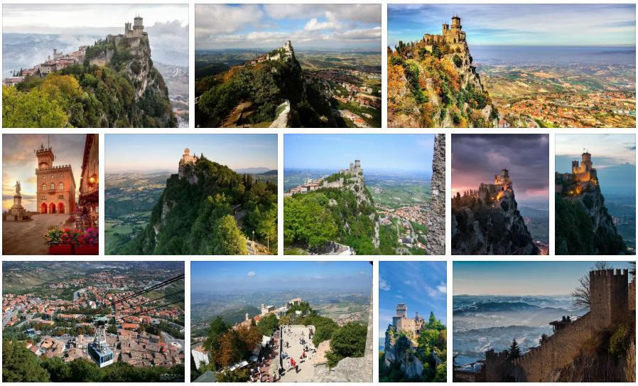 San Marino: arrival and transport