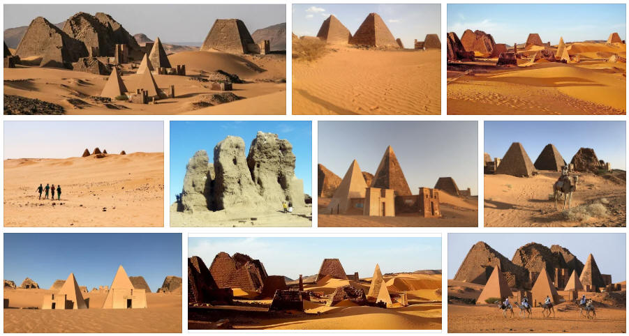 Sudan: Various travel information