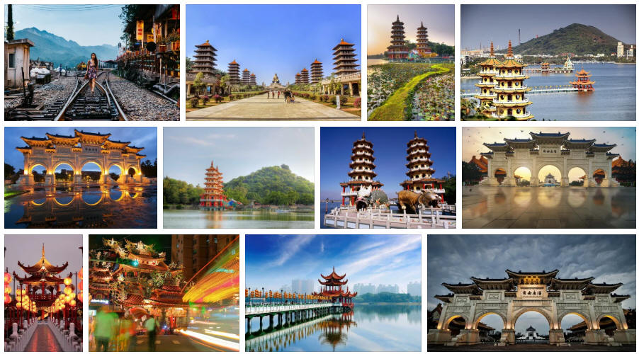 Taiwan: Various travel information