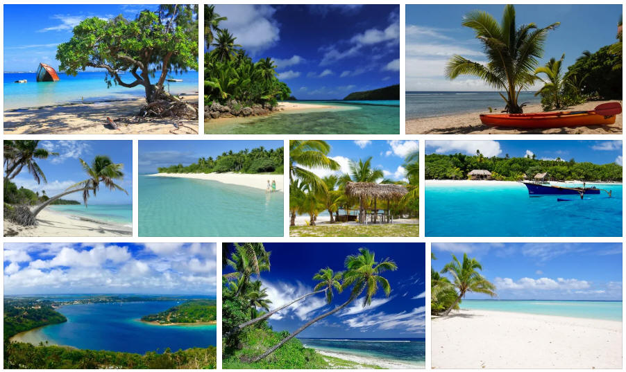 Tonga: Various travel information