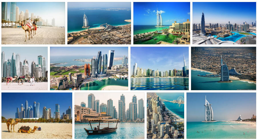 United Arab Emirates Travel info