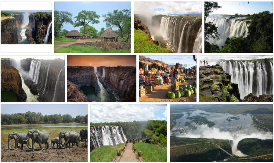 Zambia: Various travel information