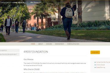 49er Foundation - California State University, Long Beach