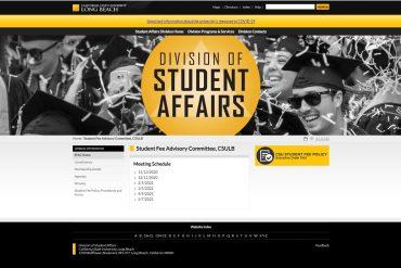Student Fee Advisory Committee, CSULB