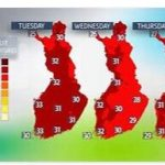 Top 10 Countries With the Highest Temperature