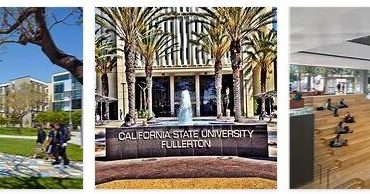 Study in California State University Fullerton 4