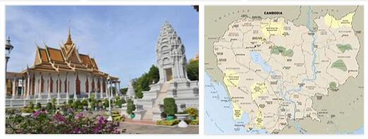 Facts of Cambodia