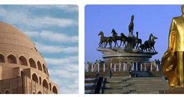 Turkmenistan History